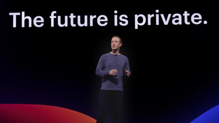 Mark Zuckerberg na F8 2019 (Foto: Divulgação/Facebook)