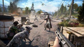 Far Cry 5 é liberado em teste grátis e recebe desconto de 75%