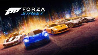 Microsoft lança Forza Street grátis para Android e iPhone
