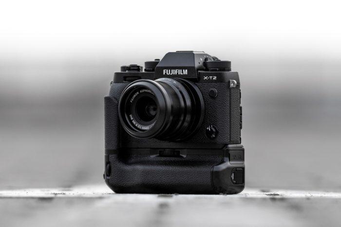 Fujifilm X-T2 (Foto: Markus Lompa/Unsplash)