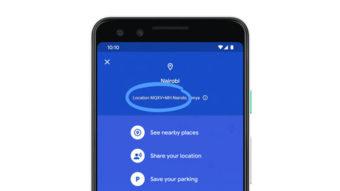 Google Maps facilita envio de local sem endereço com Plus Codes