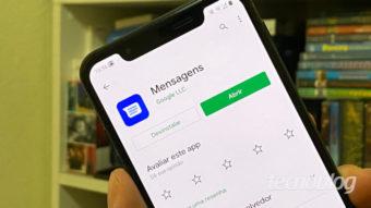 Google Mensagens testa adotar criptografia do WhatsApp