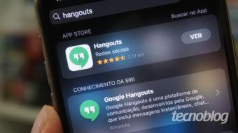 Google dá 1º passo em transição do Hangouts para Google Chat