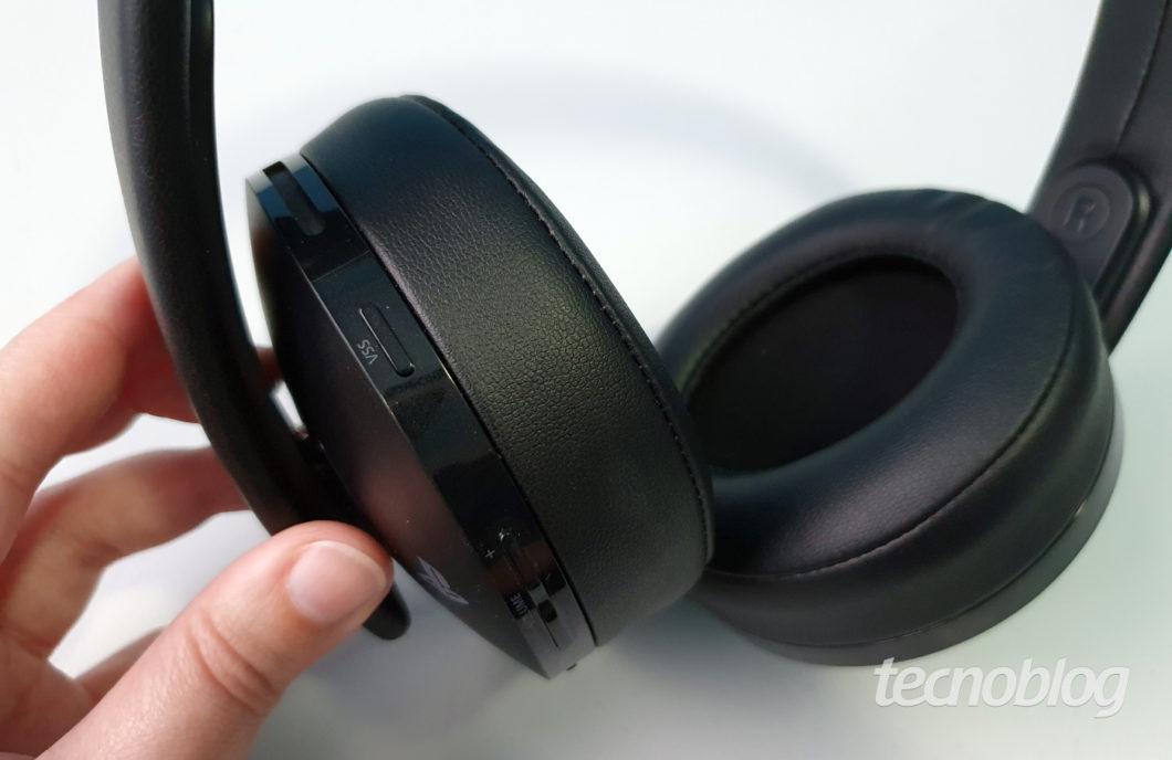 Headset Sony Série Ouro / Vivi Wernerck
