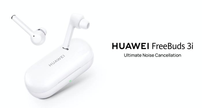 Huawei FreeBuds 3i (Foto: Divulgação/Huawei)