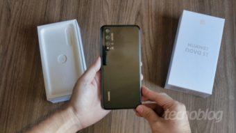 Celulares da Huawei poderão trocar Android por HarmonyOS