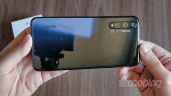 Huawei promete celulares com HarmonyOS em vez de Android para 2021