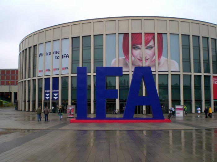 Feira IFA Berlim (Foto: James Cridland/Flickr)
