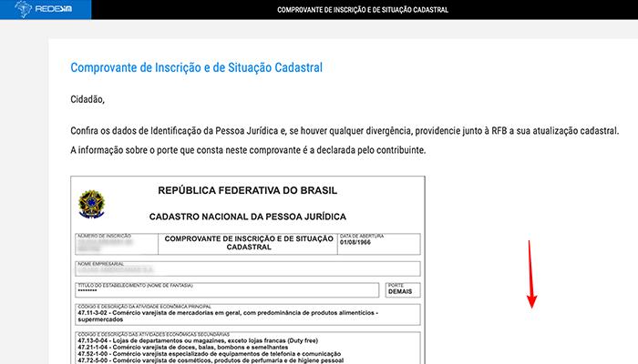 Como descobrir inscrição estadual pelo CNPJ