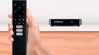 Intelbras lança TV box Izy Play com Android por R$ 429
