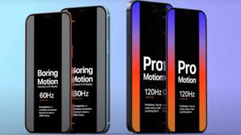 iPhone 12 Pro Max pode ter tela de 120 Hz e bateria de 4.400 mAh