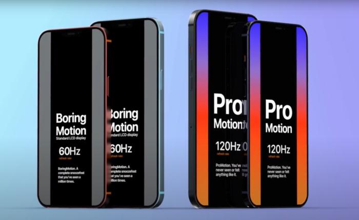 iPhone 12 Pro Max pode ter tela de 120 Hz e bateria de 4.400 mAh (Reprodução / YouTube / EverythingApplePro)