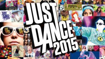 Todas as músicas do Just Dance 2015
