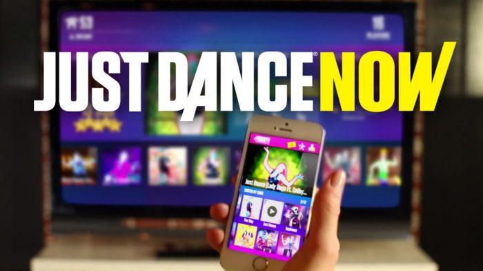 Just Dance Now / Reprodução
