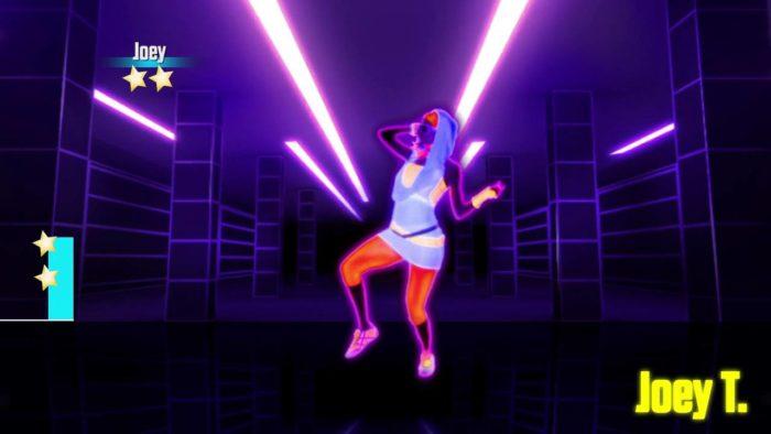 Just Dance Unlimited Josey T./ Ubisoft / Divulgação