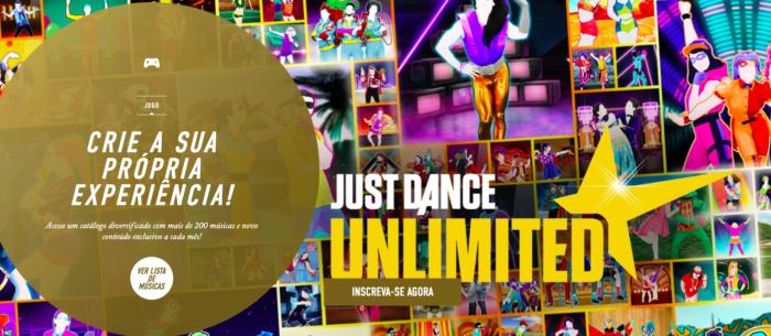 Just Dance Unlimited - Assinatura / Ubisoft / Divulgação