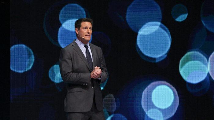 Kevin Mayer, CEO do TikTok (Foto: Divulgação/Disney)