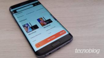 Samsung faz parceria com Rappi para entregar produtos de lojas físicas