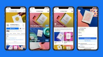 Facebook e Instagram liberam Lojas para empresas divulgarem produtos