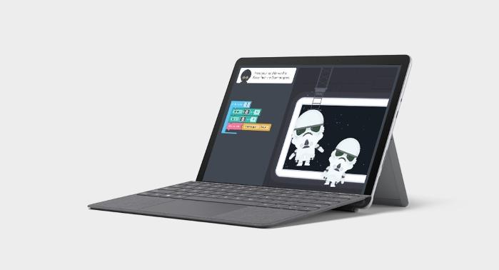 Microsoft Surface Go 2 (Imagem: Divulgação/Microsoft)