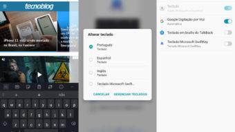 Microsoft SwiftKey traz novos emojis no teclado para Android