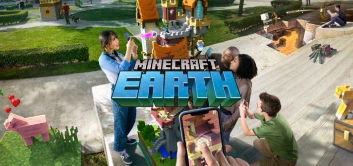 Minecraft Earth / Diego Melo / Divulgação