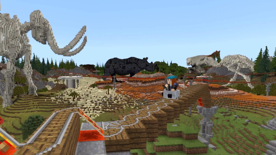 Minecraft-Education-Extinction