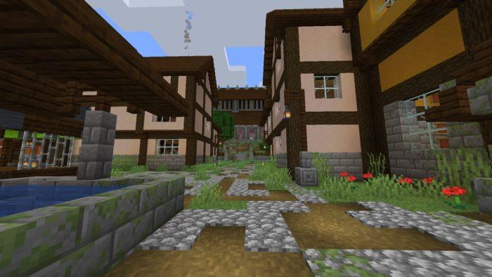 Como fazer um mapa no Minecraft / DeeDeeNaNaNa / screenshot