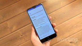 Nokia 2.3 de R$ 899 é atualizado para Android 10 no Brasil