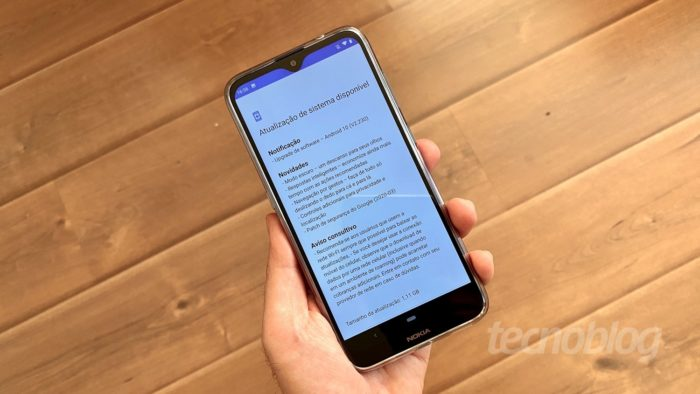 Nokia 2.3 e Android 10