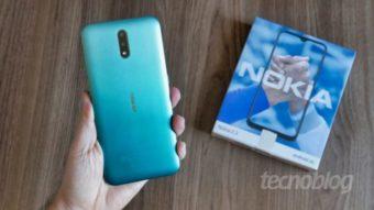 Nokia irá lançar mais dois celulares no Brasil em 2020