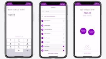 Nubank lança Dividir Valor para gastos na NuConta ou crédito