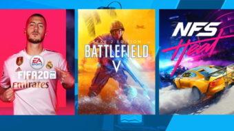 FIFA 20, Sims 4 e mais 130 jogos de PC têm desconto de até 90%