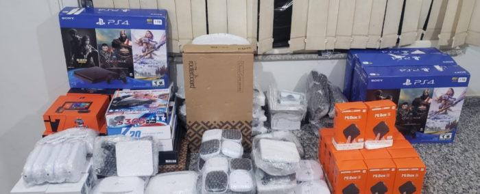 Polícia apreende produtos da Xiaomi