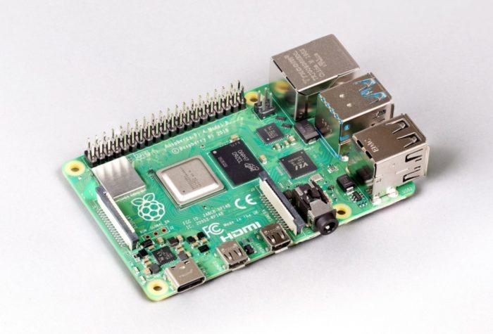 Raspberry Pi 4 (imagem: divulgação/ Raspberry Pi Foundation)