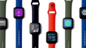 Realme Watch tem cara de Apple Watch e preço bem menor