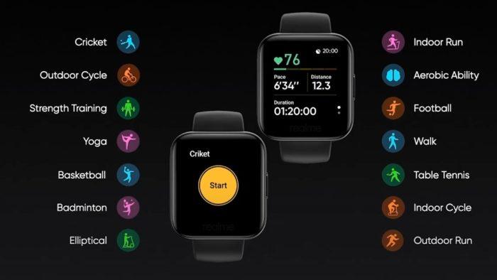 Realme Watch (الصورة: الإفشاء / Realme)