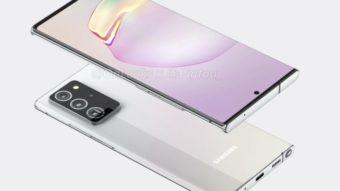 Samsung Galaxy Note 20 pode ter Exynos 992 com Cortex-A78