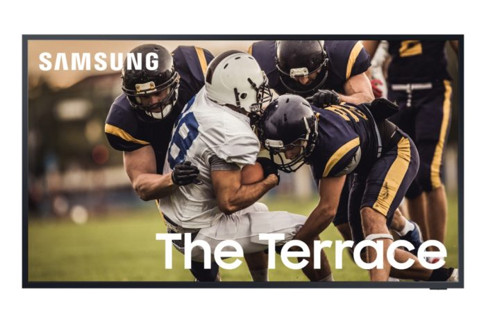 TV Samsung The Terrace
