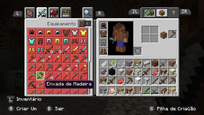 Como plantar sementes no Minecraft / Felipe Vinha / Reprodução
