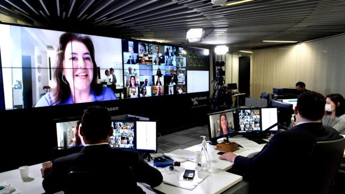 A nova data para a LGPD foi definida em sessão virtual do Senado (Ftoo: Waldemir Barreto/Agência Senado)