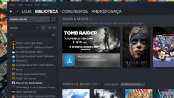 Steam usa IA para recomendar jogos que você já comprou