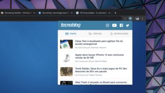 Temos um novo Tecnoblog Notifier para Chrome (agora integrado com a Comunidade!)