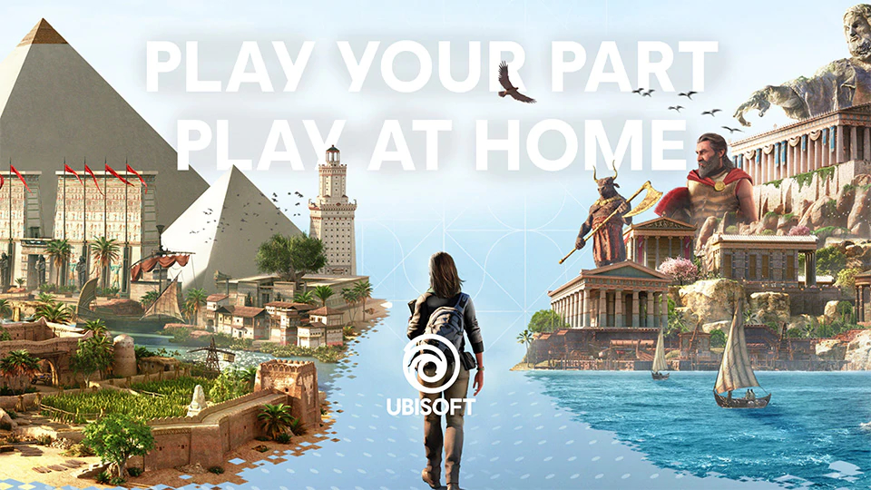 Ubisoft Libera Parte Educativa De Assassin U0026 39 S Creed Origins