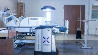 Como lâmpadas UV e robôs atuam no combate ao COVID-19