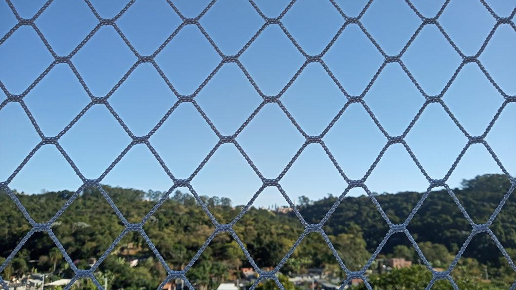 Foto de paisagem com o LG K51S