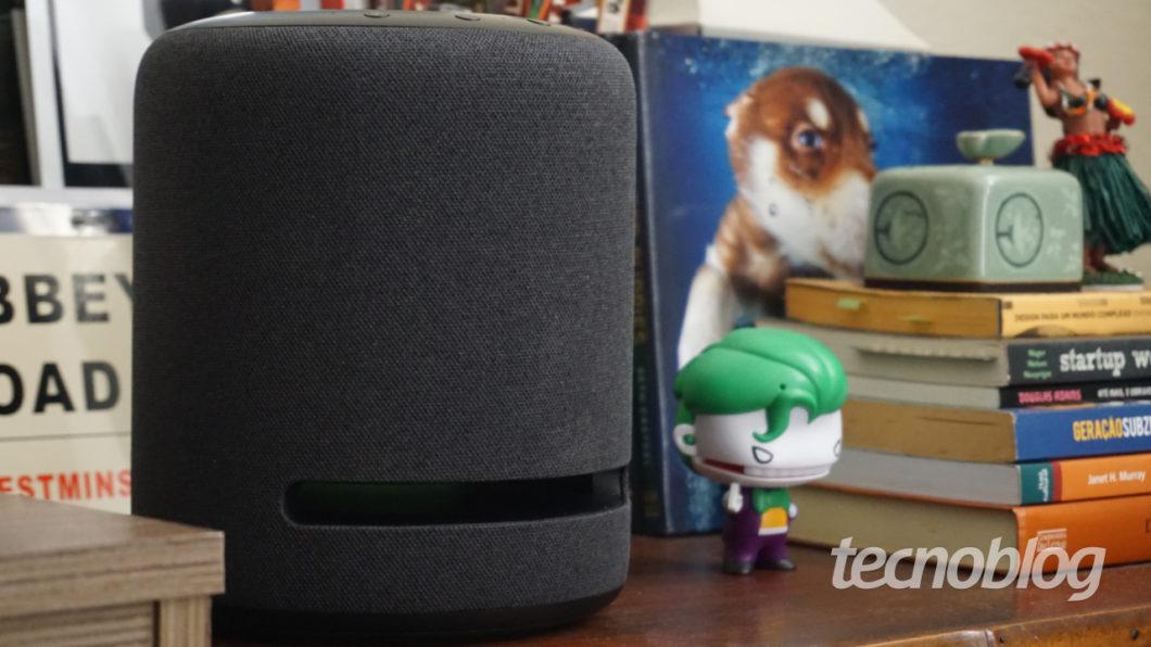 Amazon Echo Studio: o maior e melhor som com Alexa