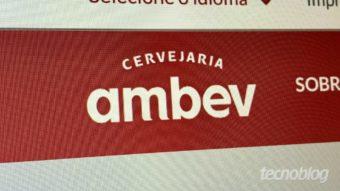 Ambev abre inscrições para desenvolvimento de negócios com startups