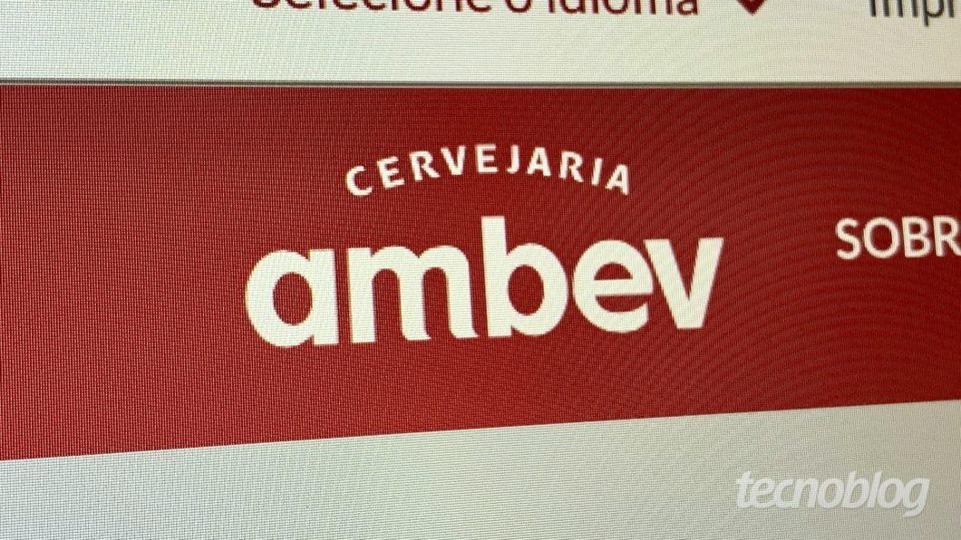 Ambev (Foto: Bruno Gall De Blasi/Tecnoblog)