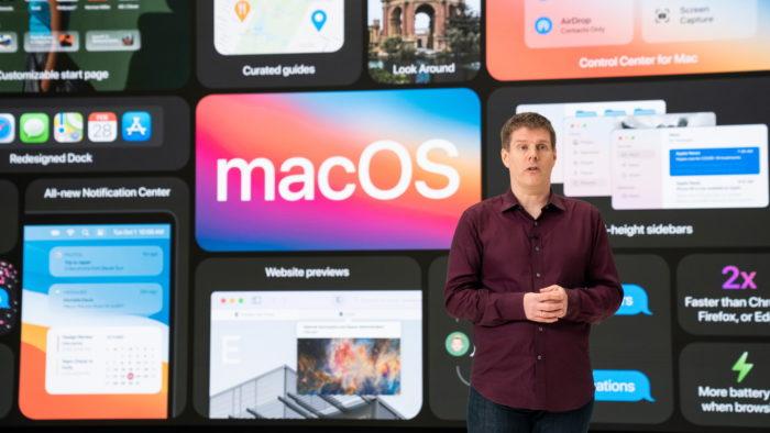 macOS Big Sur (Imagem: Reprodução/Apple)